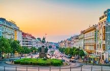 Explore Prague's New town