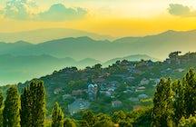 Agriturismo en historische dorpen op Cyprus; Platres & Panagia