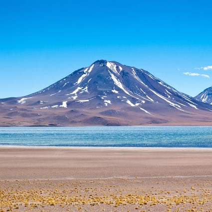 Lagunes in de woestijn; Atacama's verborgen pareltjes in de woestijn
