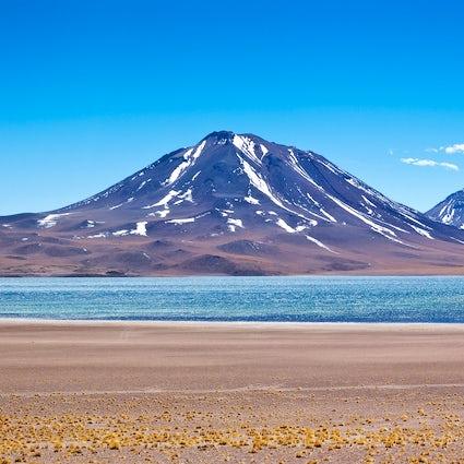 Lagunas en el desierto; las joyas escondidas de Atacama