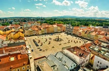 Ceske Budejovice, a bohemian stroll in the Budweiser capital