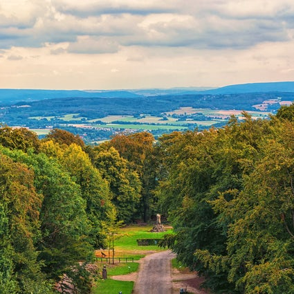 A medieval excursion to Detmold & Teutoburg Forest