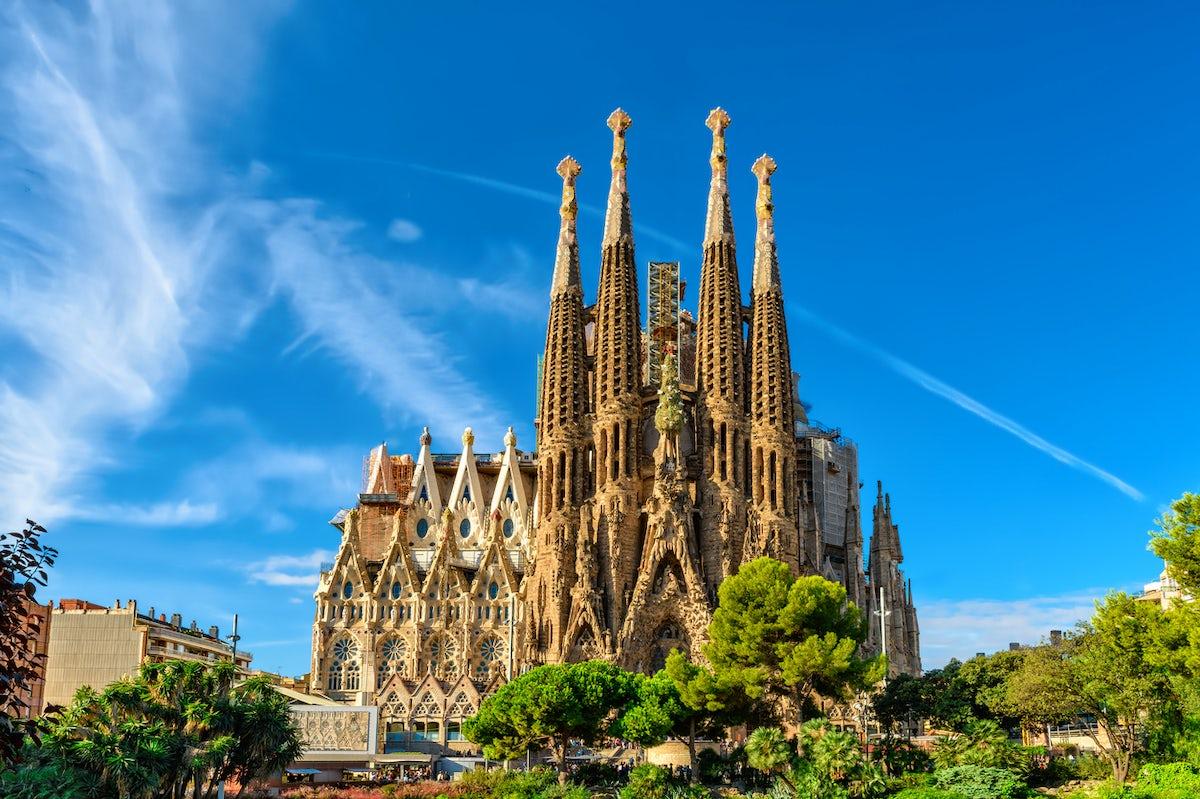 La Sagrada Familia; Скрытые секреты и тайны!