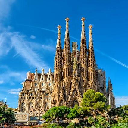 La Sagrada Familia; Hidden secrets & mysteries!