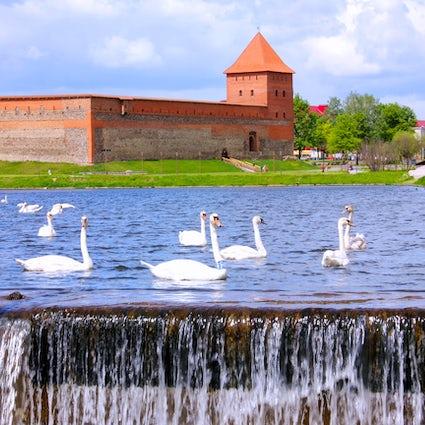 Excursion d'une journée au départ de Minsk : Lida