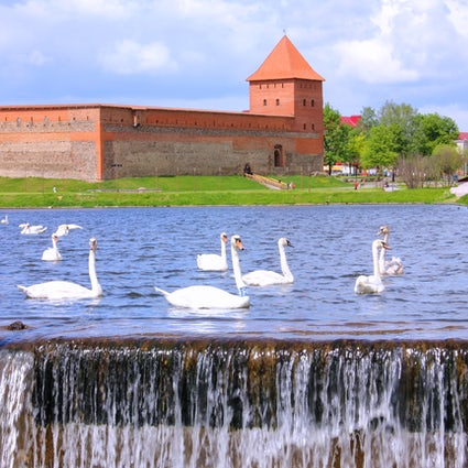 A day trip from Minsk: Lida