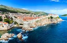 """Lugares de rodaje de """"Juego de tronos"""" en Croacia - Dubrovnik es King's Landing"""