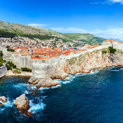 Game Of Thrones Drehorte in Kroatien - Dubrovnik ist King's Landing