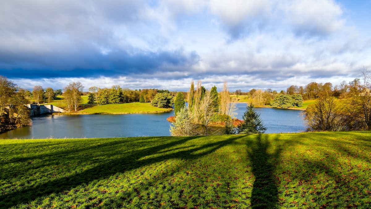 The exceptional Blenheim Palace