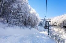 Escapadas de invierno en Grecia- Parte 1- Estaciones de nieve