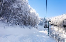 Voyager en hiver en Grèce - Les stations de ski