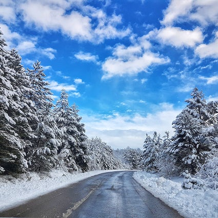 Where to ski around Mostar?