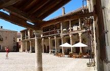 Viagem no tempo – Pedraza, Segovia