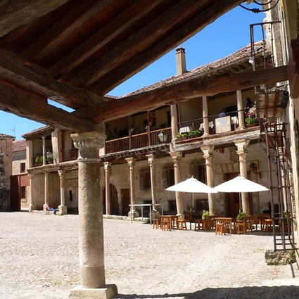 Going Back in Time - Pedraza - Segovia