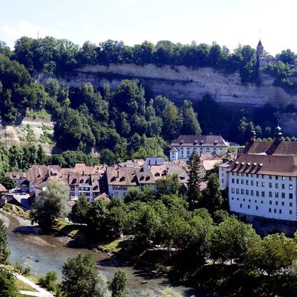 Las Tierras Medias Suizas: Un viaje diario a Friburgo y Murten