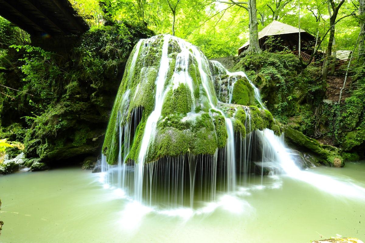 Bigăr Waterfall: one-of-a-kind beauty in Caraş-Severin