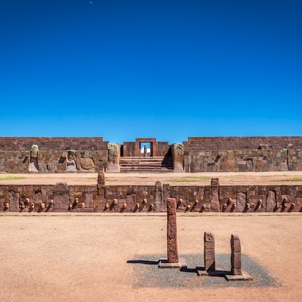 Tiwanaku - The legacy of an ancient civilization