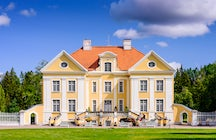 Palmse Manor: an example of majestic Estonian architecture