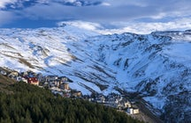 Sierra Nevada, a snow paradise in southern Spain