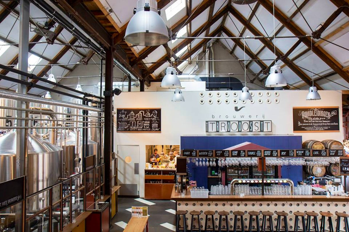 Best Craft Beer Breweries and Bars in Amsterdam