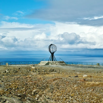 Northernmost point of Europe