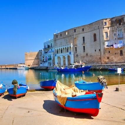 Monopoli - Apulië's verborgen juweel