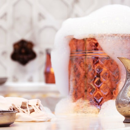The Mysteries of Traditional Turkish Baths