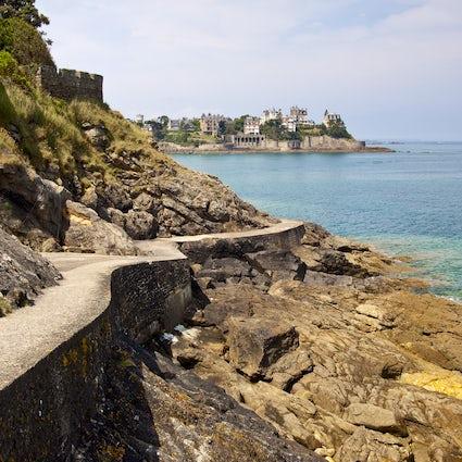 Coté d'Emeraude - die beeindruckendste Küste der Bretagne