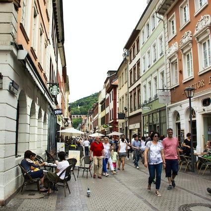 Budget-friendly restaurants in Heidelberg!