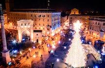 Eventos de Navidad en Apulia