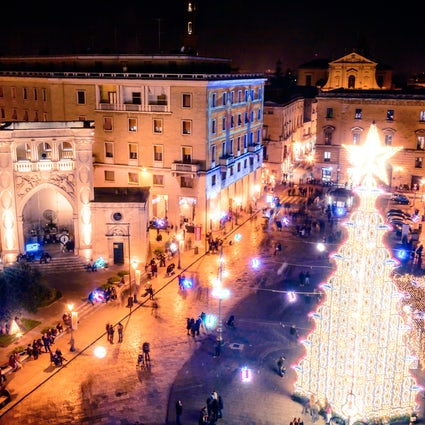 Christmas Events in Apulia