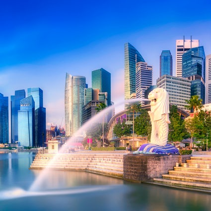 Singapore, the sparkling red dot of Southeast Asia