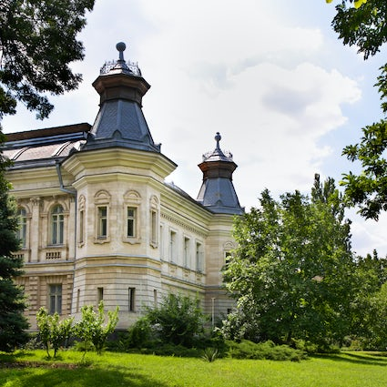 Discover the National Museum of History of Moldova in Chisinau