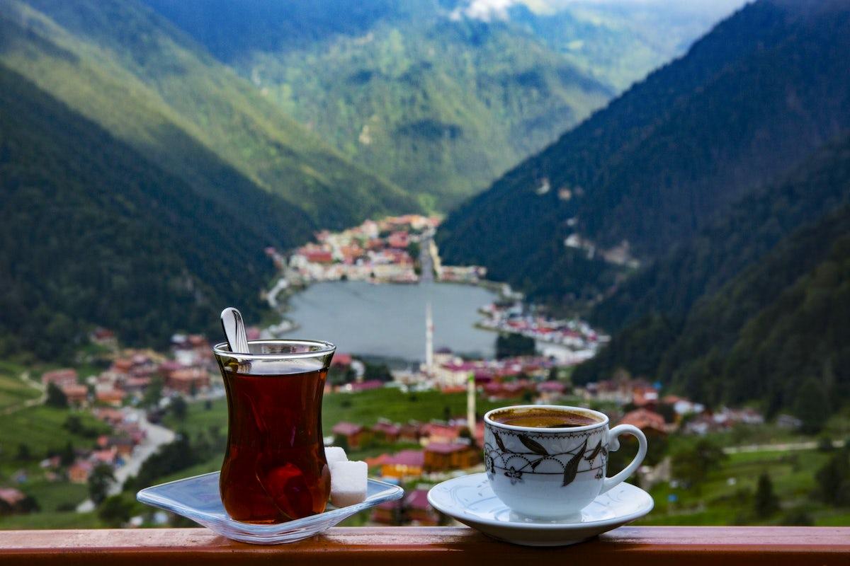 Trabzon, a secret gem between mountains!
