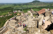 History-maker castles in Hungary