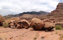 Valle de Cintis - Una maravilla natural secreta en Bolivia