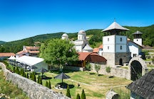 Mileseva Monastery, the core of serenity in Serbia