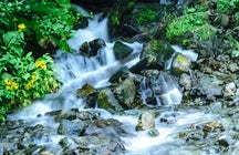 Las cascadas más hermosas de Georgia (Parte 1)