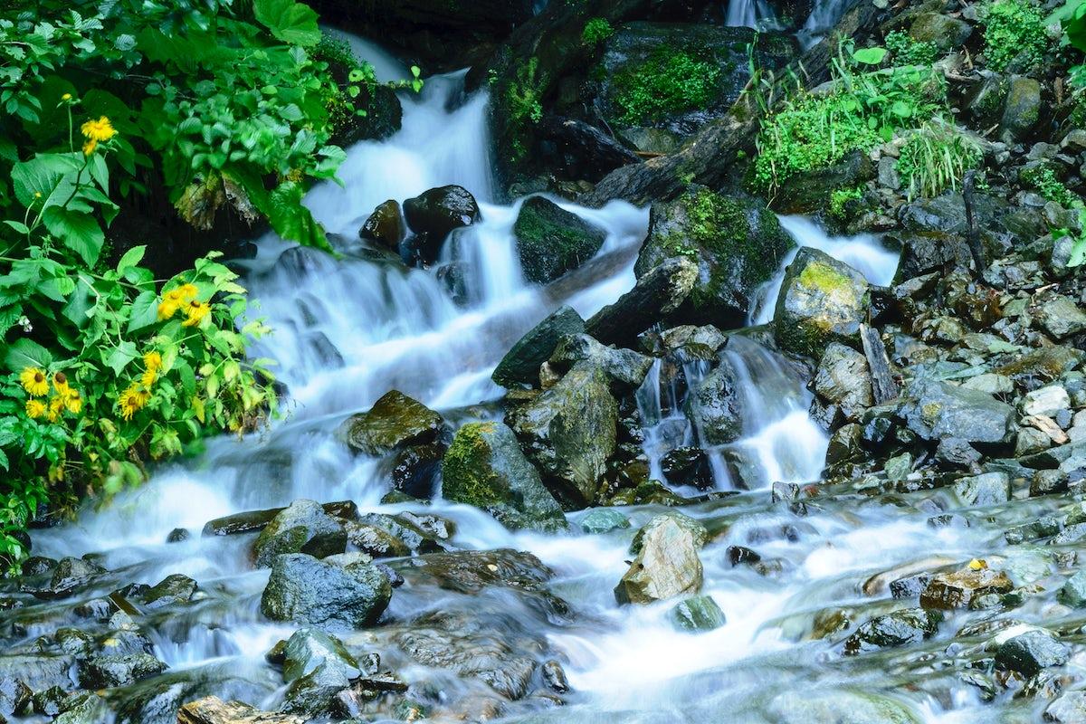 The most beautiful waterfalls in Georgia (Part 1)