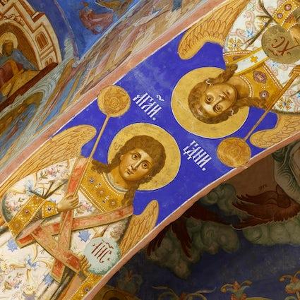 Das Erlöserkloster St. Euthymius in Suzdal