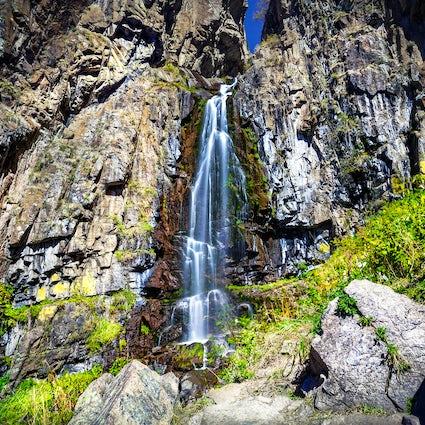Cascata Butakovskiy: l'escursione più pittoresca di Almaty