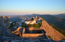 Marvão, the impregnable fortress of Alentejo