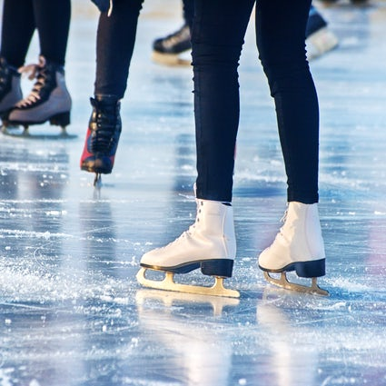 Winter ice skating in Chisinau - Top three ice rinks