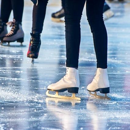 Winter-Eislaufen in Chisinau - Top drei Eisbahnen
