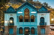 Firuza - Un Magnífico Palacio Persa