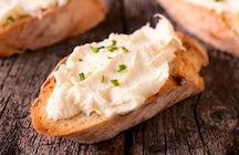 A unique Serbian cheese-like cream: kajmak