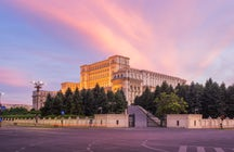 One-of-a-kind palace: The People's House in Bucharest