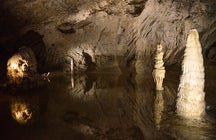 Explore the underground of Eastern Slovakia: 3 spectacular caves