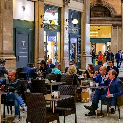 Die merkwürdigsten Orte für Essen und Getränke in Rom
