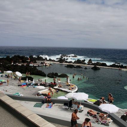 A Trip to Madeira - Porto Moniz